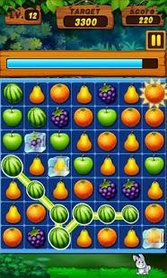 Capture d'écran Fruits Légende