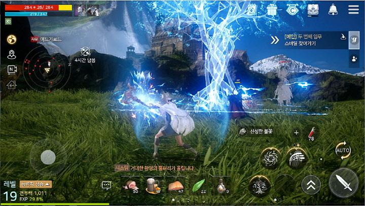 Capture d'écran Odin: Valhalla Rising Android