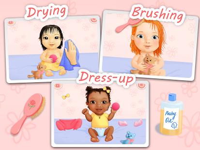 Capture d'écran Sweet Baby Girl – Daycare 2