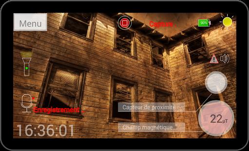 Capture d'écran Studio fantôme