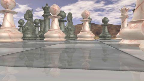 Capture d'écran WJChess 3D