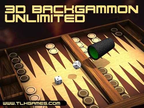 Capture d'écran 3D Backgammon Unlimited