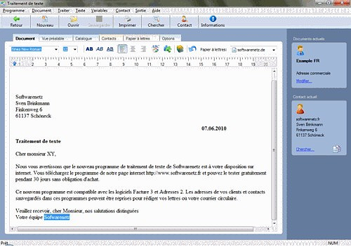T l charger softwarenetz traitement de texte - Telecharger traitement de texte open office ...