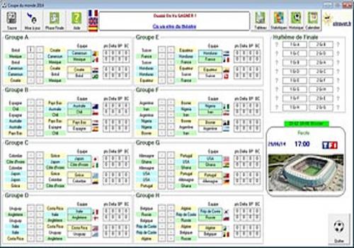 T l charger coupe du monde 2014 br sil - Resultat coupe du monde 2010 ...