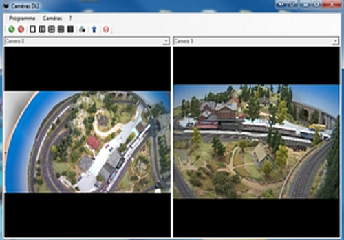 Aperçu de Axis DLI Camera View