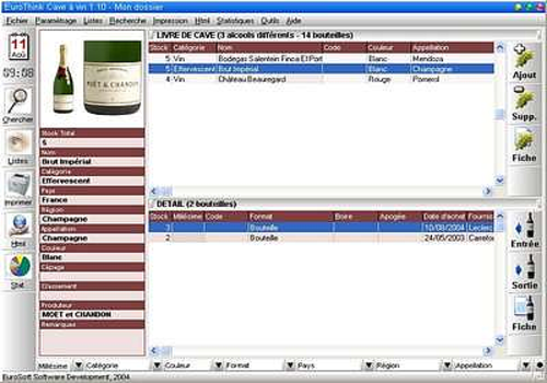 T l charger eurothink cave vin - Application gestion cave a vin ...