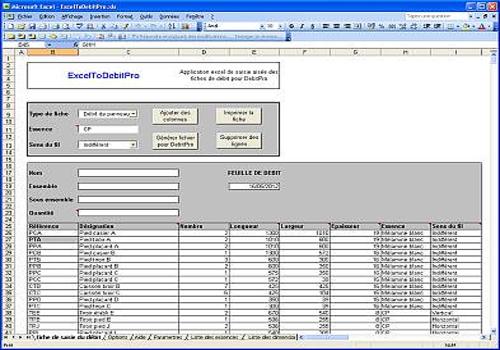 Experts en bases de données Access et développement VBA. ... fait le système  de gestion de base de données relationnelle (SGBDR) le plus « populaire » du  marché. ... entreprise et de son site web (fiches clients, produits, stocks,  commandes, etc.). ... C'est la raison pour laquelle MS Access, qui se situe entre  Excel et ces...
