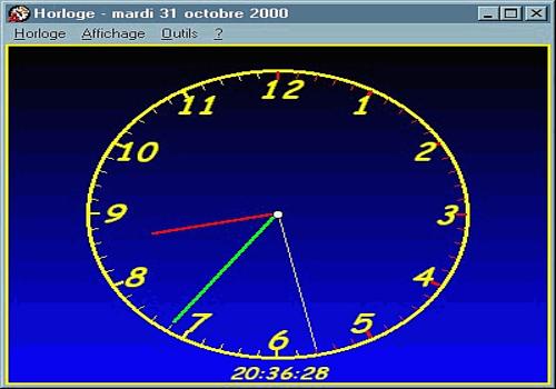 T l charger horloge - Horloge bureau windows 8 ...
