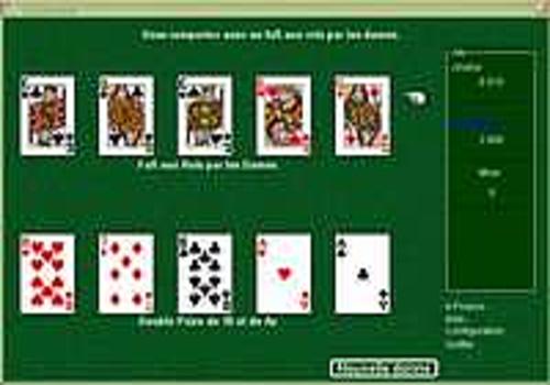 télécharger des jeux de poker vidéo