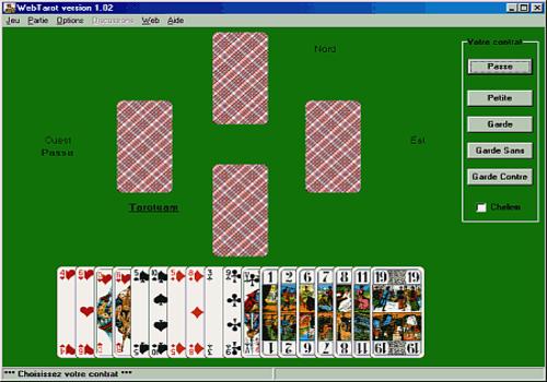 Web tarot 1 33 cracker