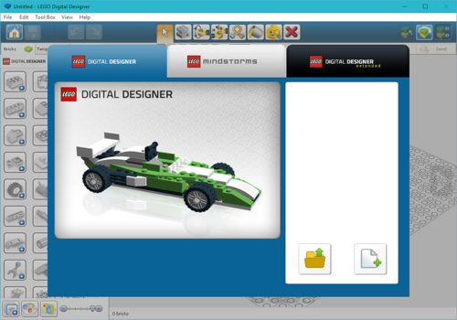 Télécharger Gratuit LEGO Digital Designer - LEGO Digital Designer vous permet d'utiliser des LEGO virtuels sur votre Mac.