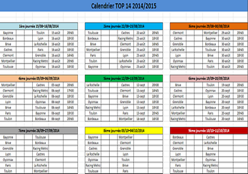 Search results for bsf calender download for the year 2015 calendar 2015 - Calendrier coupe europe rugby 2015 ...