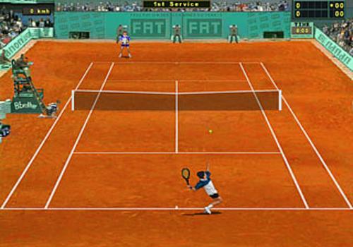 T l charger tennis elbow 2006 for Taille d un terrain de tennis
