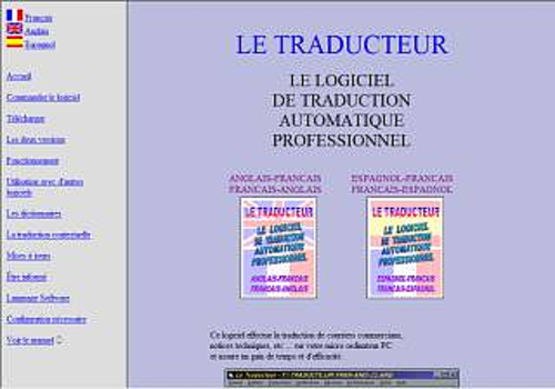 T l charger le traducteur fran ais anglais anglais fran ais for Portent traduction francais