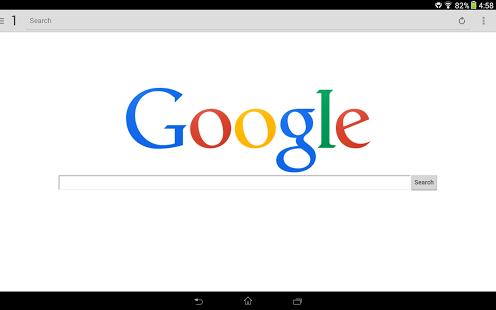 Capture d'écran Lightning Browser