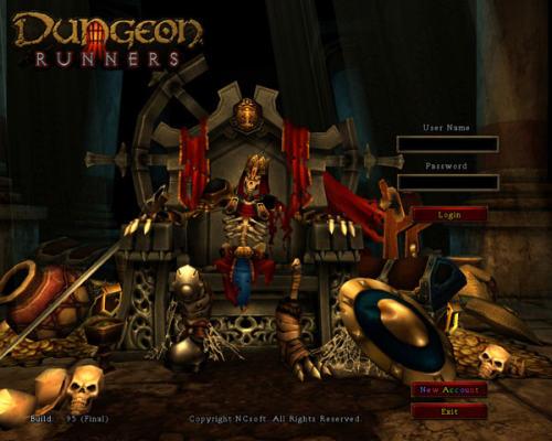 Capture d'écran Dungeon Runners