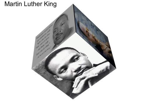 Capture d'écran Martin Luther King I Have a Dream