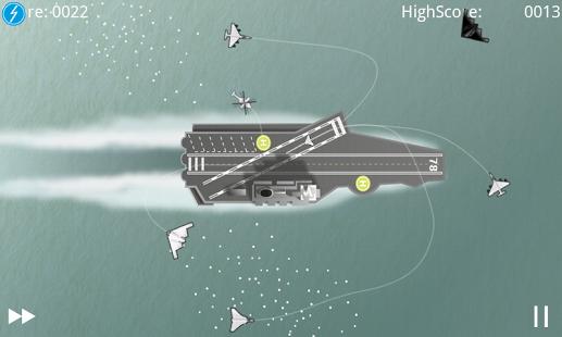 Capture d'écran Air Control Lite