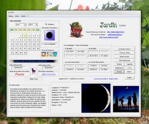 Capture d'écran JardinFreePlus
