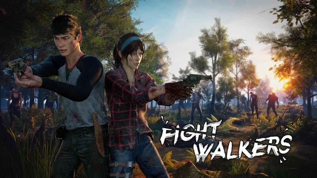 Capture d'écran The Walking Dead : Survivors Android