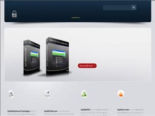 Capture d'écran SpyMyScreen