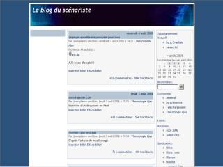Capture d'écran Le Scénariste_free