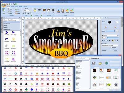 Capture d'écran Logo Design Studio Pro 1.7.3