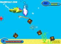Capture d'écran Little Submarine