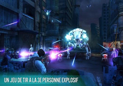Capture d'écran Terminator Genisys : Revolution Android