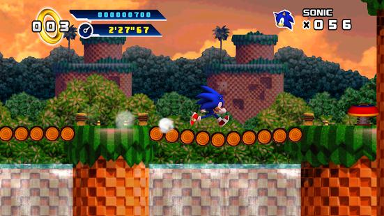 Capture d'écran Sonic 4™ Episode I