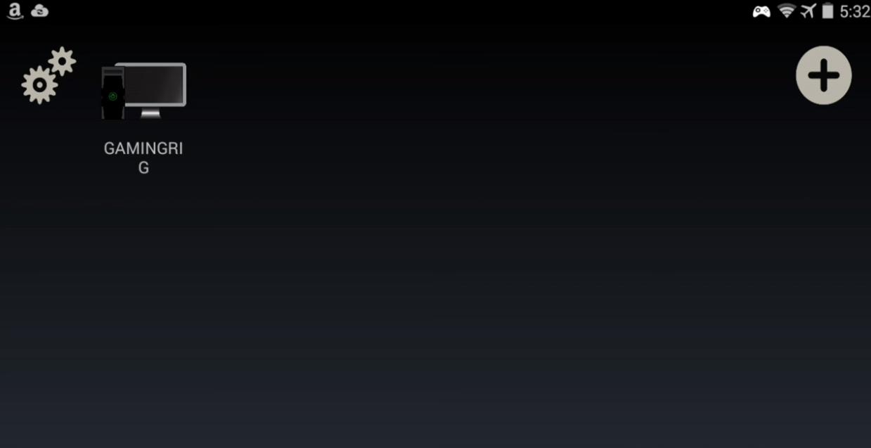 Capture d'écran Moonlight Game Streaming