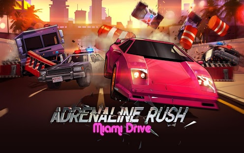 Capture d'écran Adrenaline Rush – Miami Drive
