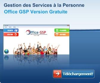 Capture d'écran Office GSP