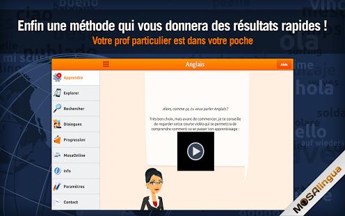Capture d'écran Apprendre Anglais Pro Business