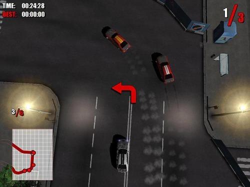 Capture d'écran Street Racer