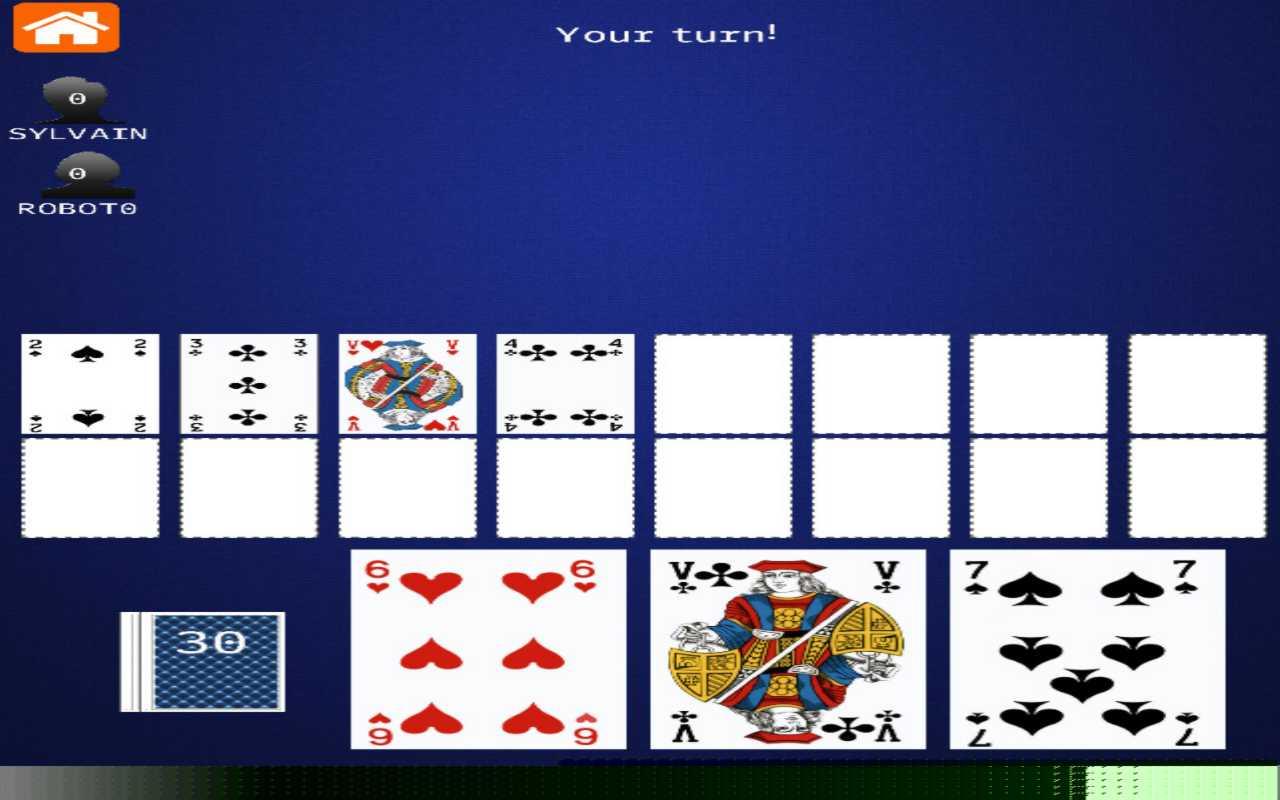 Capture d'écran Net.Chkobba