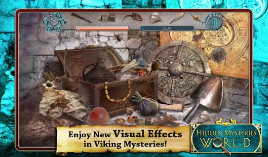 Capture d'écran Hidden Object – Mystery Worlds