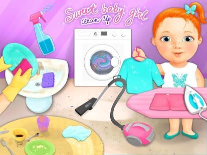 Capture d'écran Sweet Baby Girl – Clean Up