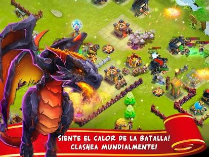 Capture d'écran Castillo Furioso: Castle Clash