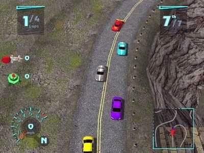 Capture d'écran Need For Extreme 3D