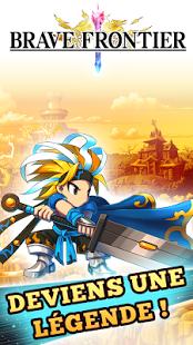 Capture d'écran Brave Frontier RPG