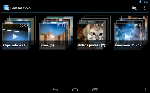 Capture d'écran Cadenas vidéo – Vidéos Masquer