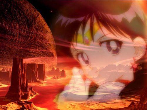 Capture d'écran Free Sailor Moon Star Screensav
