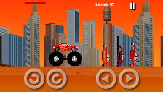 Capture d'écran Monster Truck Destroyer
