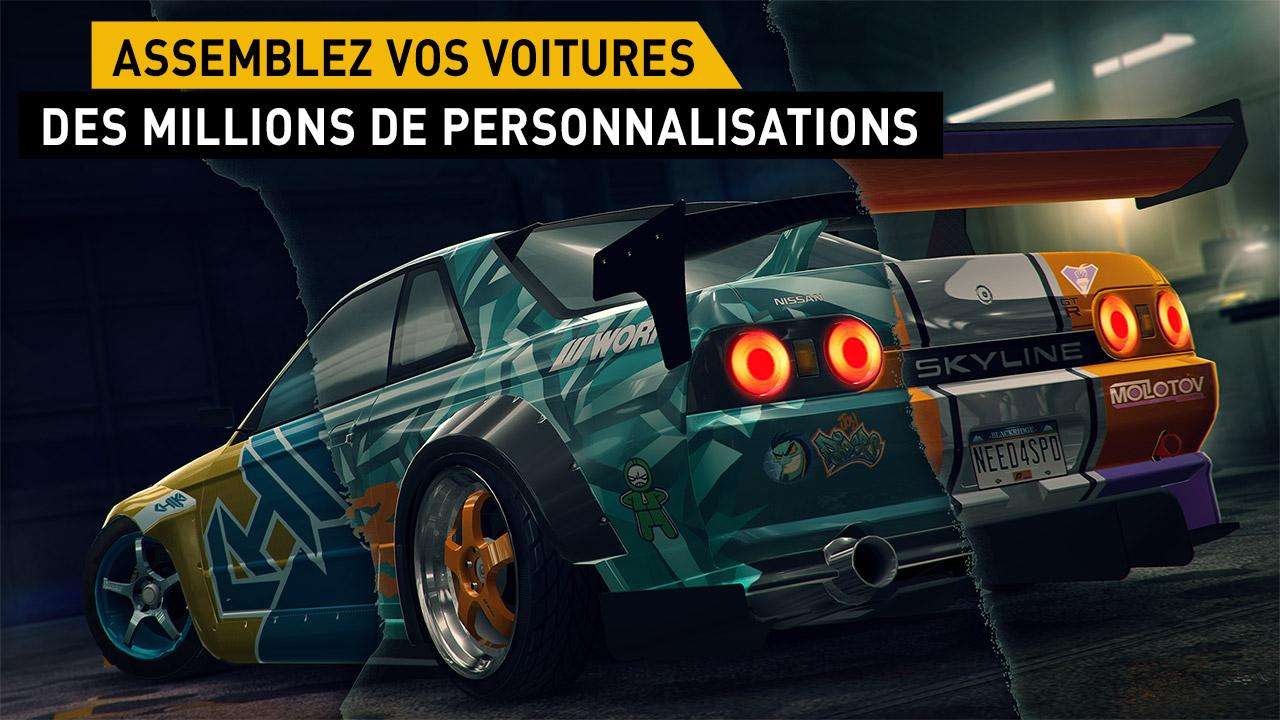 Capture d'écran Need for Speed™ No Limits Android