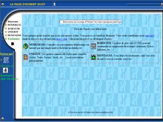Capture d'écran UNIGEST