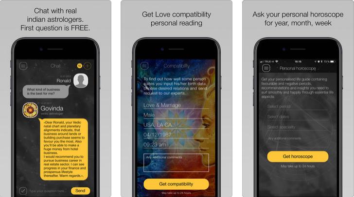 Capture d'écran Chaturanga iOS