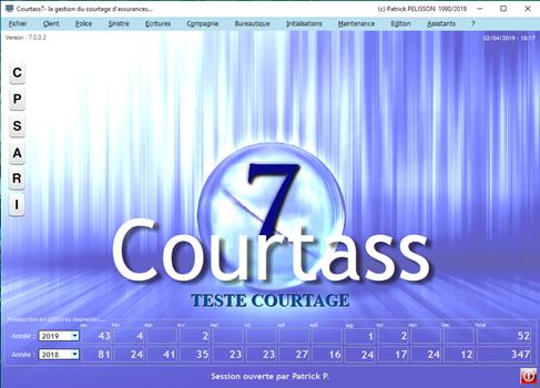 Capture d'écran COURTASS7