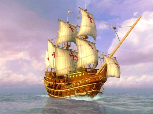 Capture d'écran Sea Voyage 3D Screensaver