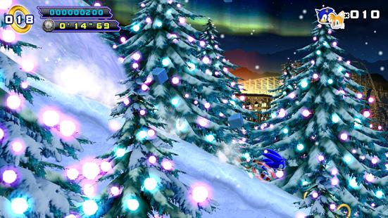 Capture d'écran Sonic 4 Episode II THD
